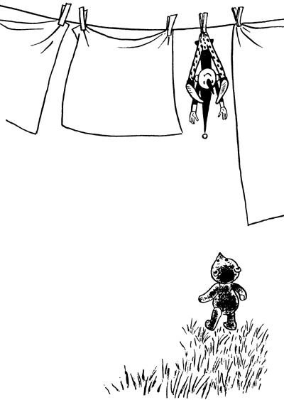 儿童苹果树简笔画步骤