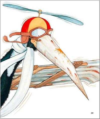 """""""不一样的动物故事""""绘本系列——想飞的鸵鸟(教会孩子成功人生必备的"""