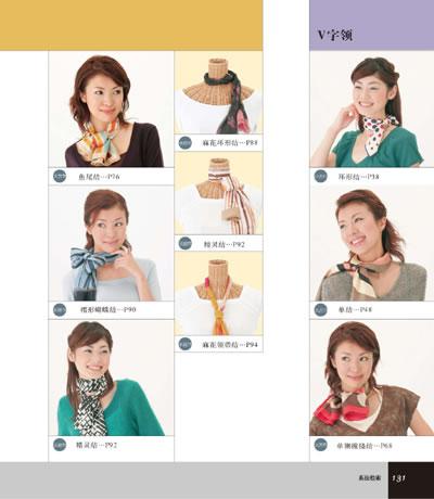 兒童頭巾的系法圖解
